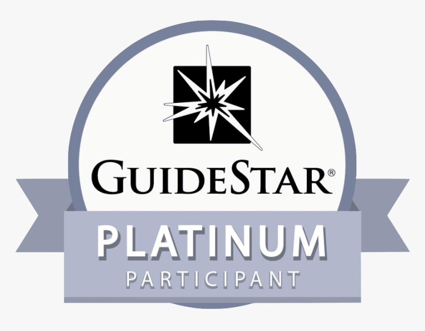 Guide Star Logo Platinum