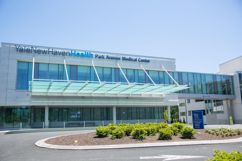 Park Ave Front 1000 Bridgeport Hospital Foundation