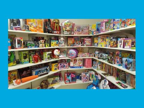 Dr. Tom Kennedy Toy Closet