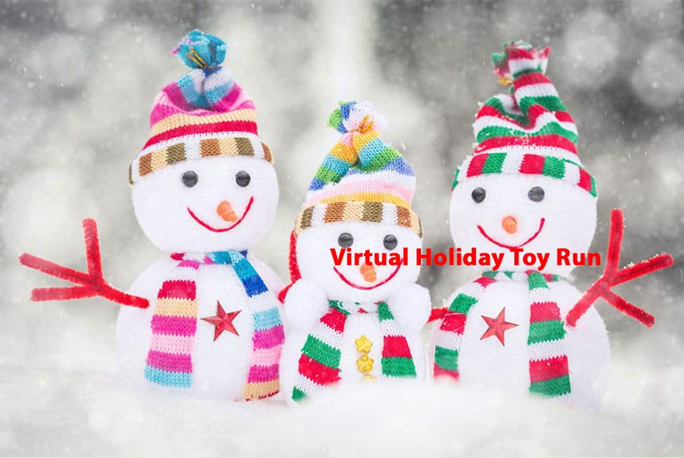 Holiday Snowmen Image