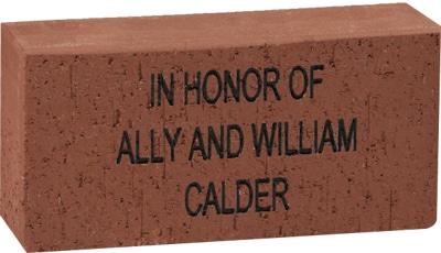 Engraved Brick Memorial Garden 1 400