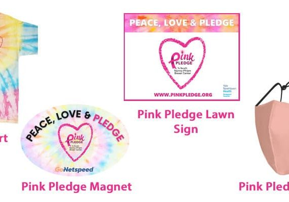 Pinkpledge Merchandise